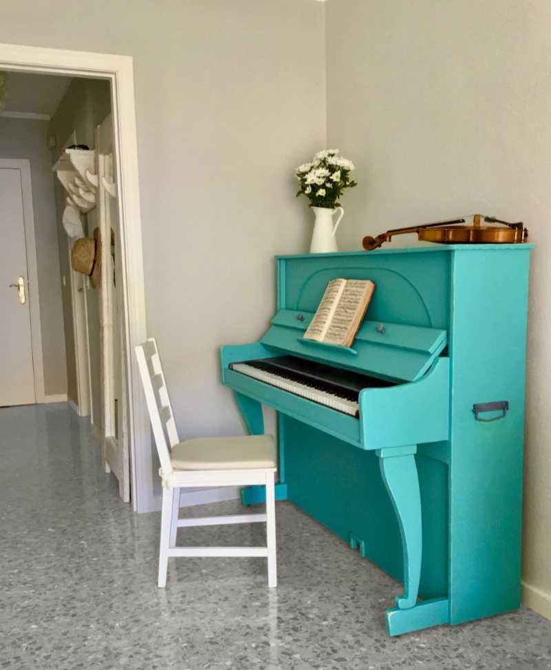 Chic Piano precioso en el hogar